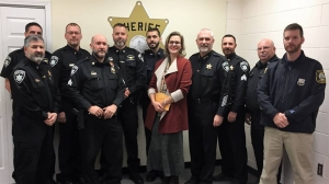 "Sheriff's Office ""No-Shave November"" Initiative Raises Funds for Local Cancer Program"